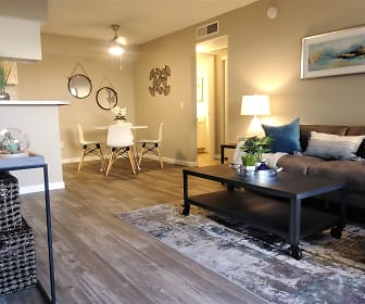 Living Room, River Oaks