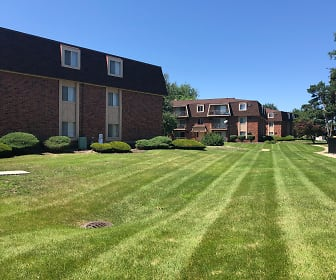 Somerset Park Apartments, Kellar School, Robbins, IL
