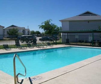 Pool, Country Village Apartments