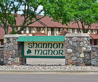 Community Signage, Shannon Manor Townhomes