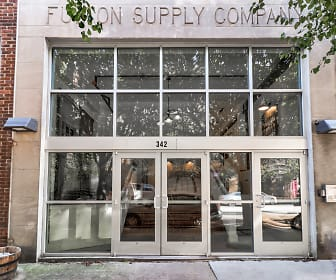 Fulton Supply Lofts, Clark Atlanta University, GA
