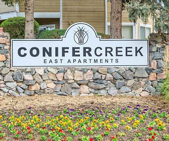 Community Signage, Conifer Creek