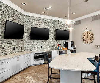 Demonstration Kitchen with Coffee Bar, Bexley Lake Forest