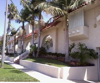 Building, Emerald Garden Apartments