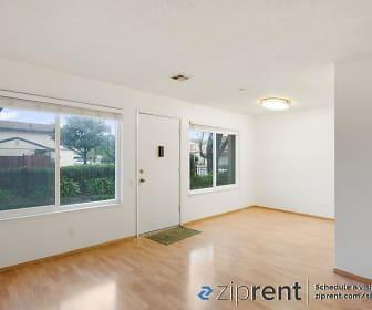 Living Room, 4902 Lowry Rd