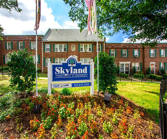 Skyland Apartments, Randle Heights, Washington, DC