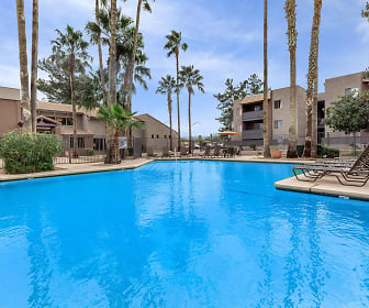Pool, Tanque Verde Apartment Homes