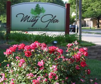 Misty Glen Apts & Townhomes, Topeka, KS