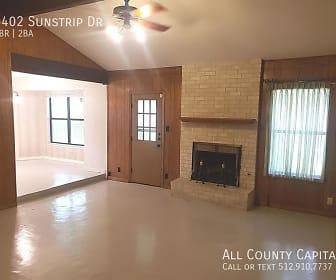 6402 Sunstrip Dr, South 1st Street, Austin, TX