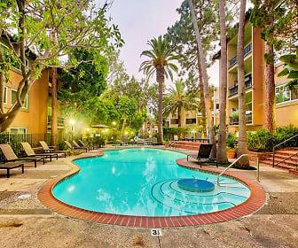 Casa Granada, Brentwood, Los Angeles, CA