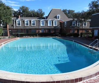 Pool, Regency Oaks Apartments