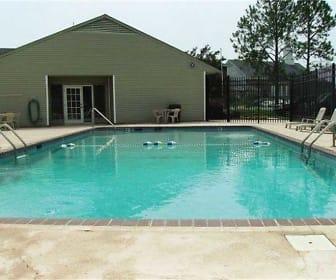 Pool, Cedar Creek Apartments