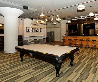 Fitness Weight Room, Parkway Lofts