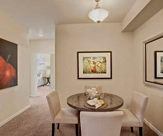 Dining Room, Solara Apartments
