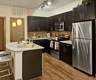 Kitchen, Lakeline East Apartments
