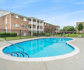 Georgetown Estates, Brownlee Park, MI