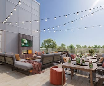 Helix Rooftop Terrace, Helix at Summit Point