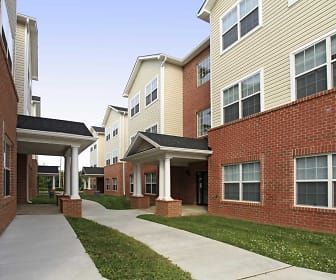 Building, Shippensburg Commons Apartments