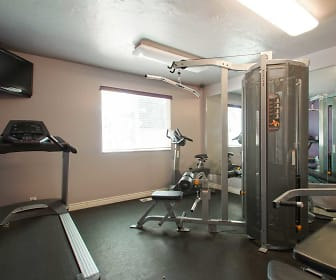 Fitness Weight Room, Valley Park