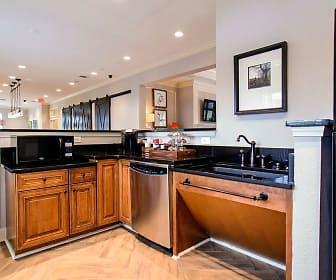 Kitchen, Providence Trail