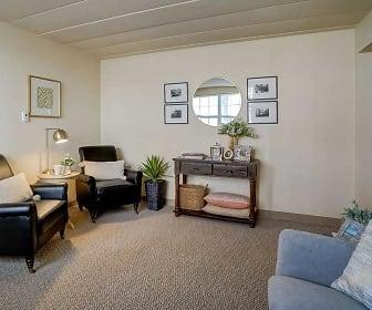 Living Room, University Bay