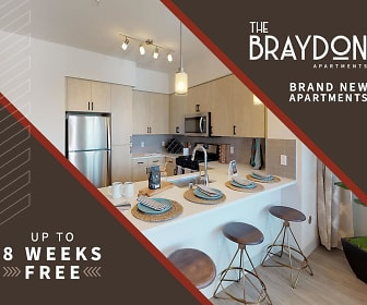 The Braydon Apartments, 94559, CA