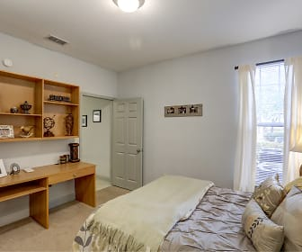 Bedroom, University LinQ - Per Bed Lease
