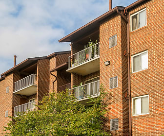 view of building exterior, Foxfire Apartments