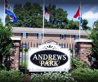 Community Signage, Andrews Park