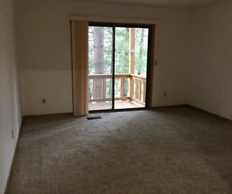 Living Room, 521 Courtwood Lane Unit 3