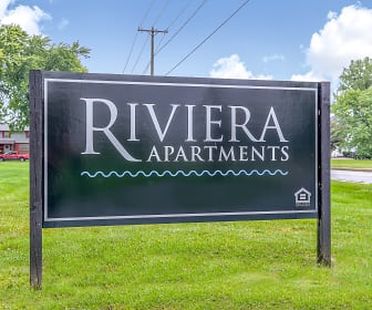 Riviera Apartments, Whitmer High School, Toledo, OH