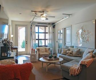 Living Room, The Balcony
