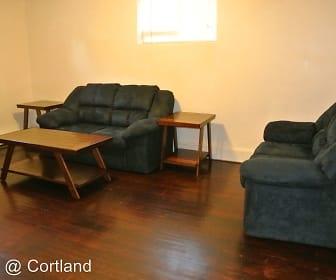 Living Room, 41 Prospect Terrace/ 27 Stevenson