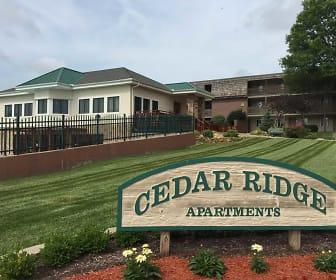 Cedar Ridge, Bryan College, KS