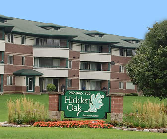 Community Signage, Hidden Oak Estates