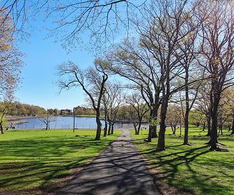 River Club Apartments, Jewish Theological Seminary of America, NY