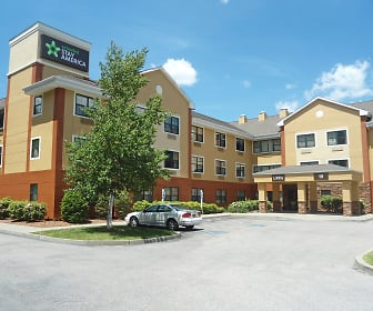 Building, Furnished Studio - Boston - Westborough - Connector Road