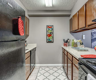 Kitchen, Tiger Plaza