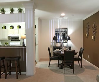 Dining Room, Live Oaks Apartment Homes