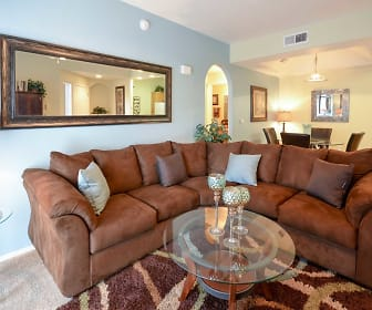 Living Room, Sun Valley Ranch Apartment Homes