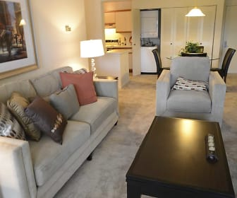 Living Room, Grayhaven A Marina Village