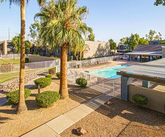 Waterfront Apartment Homes, Lake Biltmore Village, Phoenix, AZ