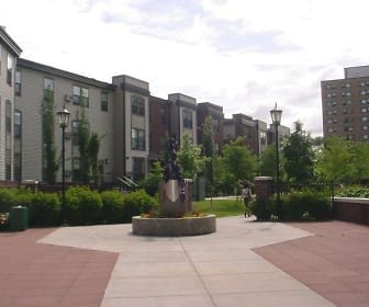 Building, East Village
