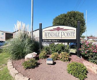 Community Signage, Avendale Pointe Apartments
