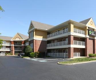 Building, Furnished Studio - Chesapeake - Crossways Blvd.