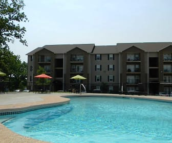 Pool, Terrace Green Apartments - Joplin