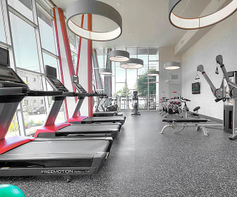 Fitness Weight Room, Astro