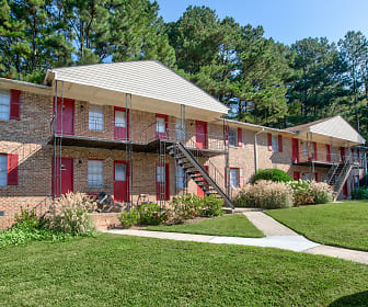Willow Park Apartments, Forest Park, GA