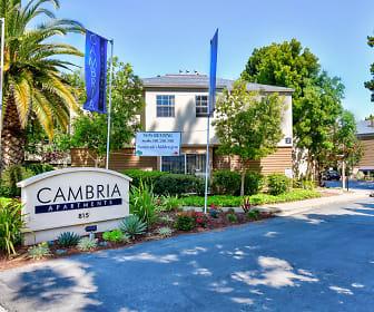 Cambria, City Center, Cupertino, CA