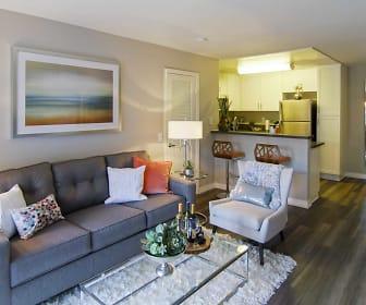 Living Room, Park Pointe